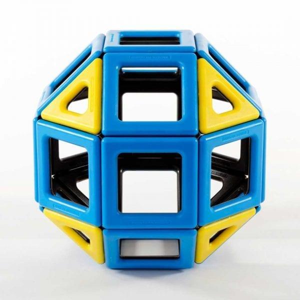 Magnetic Polydron School Set
