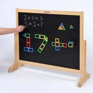 Magnetic Polydron Activity Board