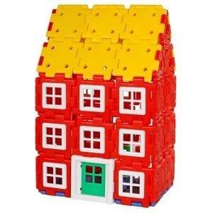 Giant Polydron House Builder Set