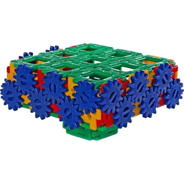 Giant Polydron Gears Set