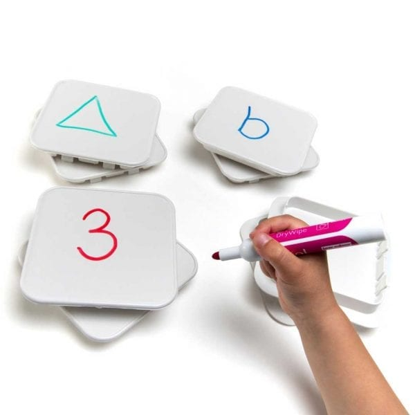 Giant Polydron Clip-In Write On/ Wipe Off Panels