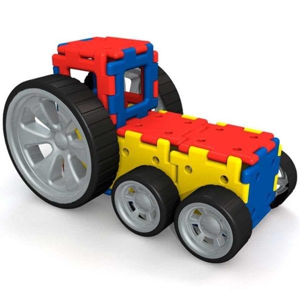 Giant Polydron Add on Wheels