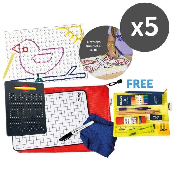 Nexus Home Learning Essential Kits For Children