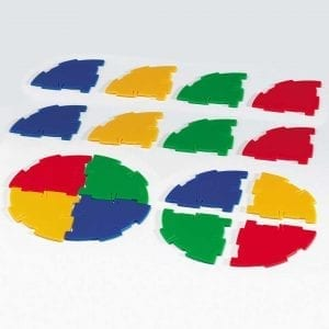 Polydron Sphera 48 Quadrant Pieces