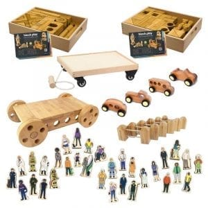 Block Play Ultimate Set PLUS