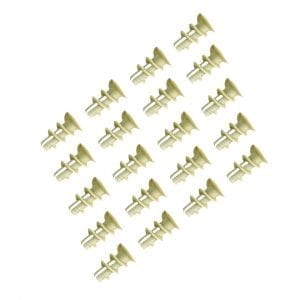 Magnetic Skill Drill Screws (Pack of 20)