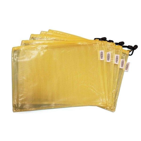 Nexus Plastic Zipper Bag