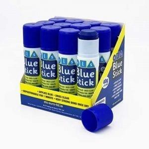 ELS Blue Sticks