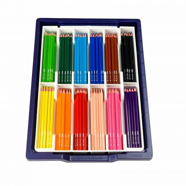 Nexus Essential Colour Pencils (Hexagonal) 288 Set