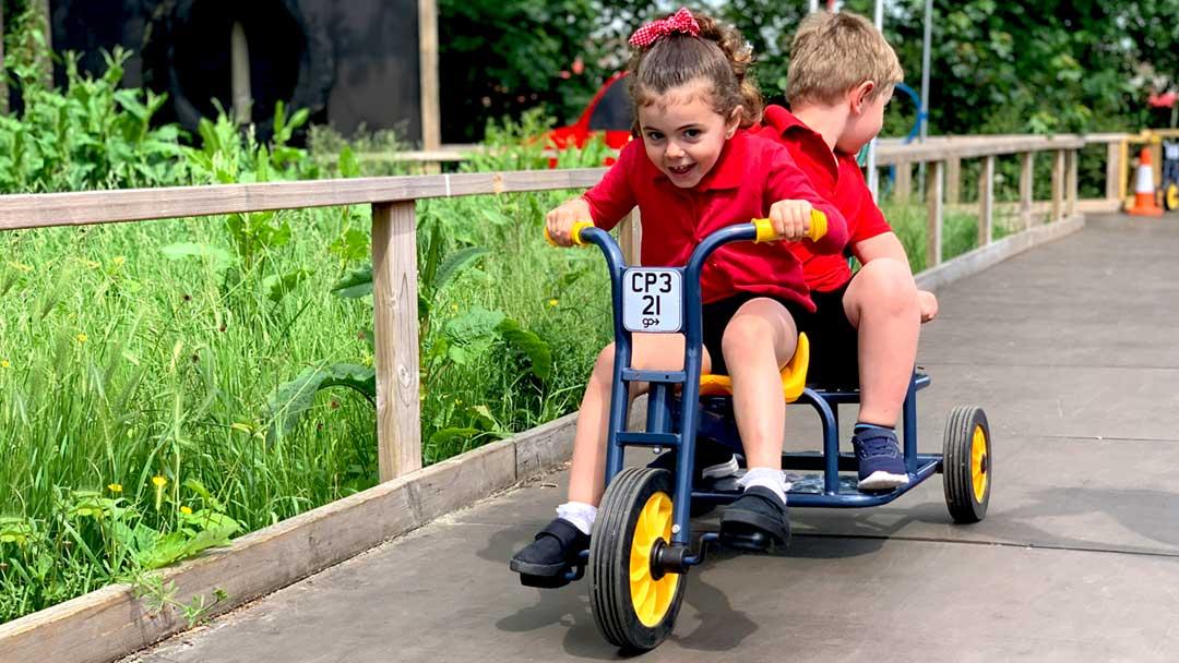Nexus Go Bikes & Trikes