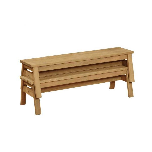 Outdoor Benches Set of 2