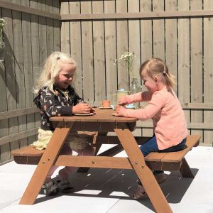 OutdoorWooden  Picnic Table