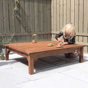 Outdoor Low Play Table