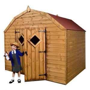 Mini Barn With Installation