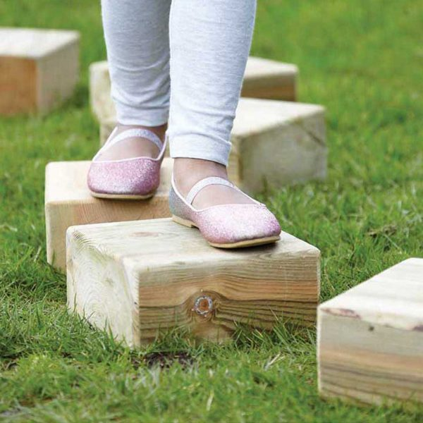 Stepping Blocks (Set of 4)