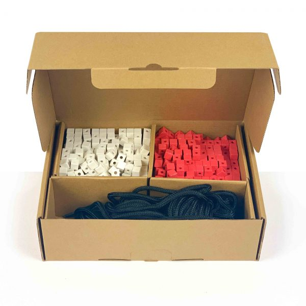 Cube Beads Set