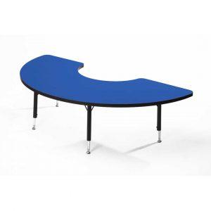 Adjustable Height Arc Table