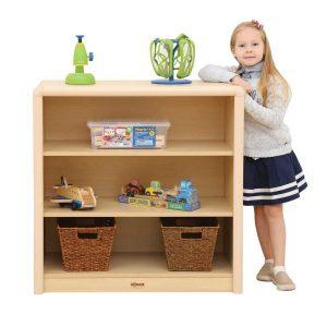 Elegant 3 Shelf Cabinet