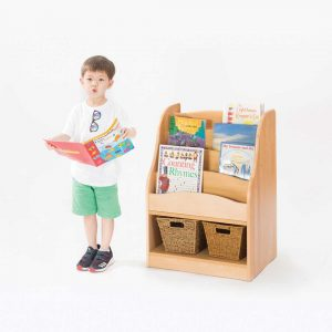 Book Display and Storage Double