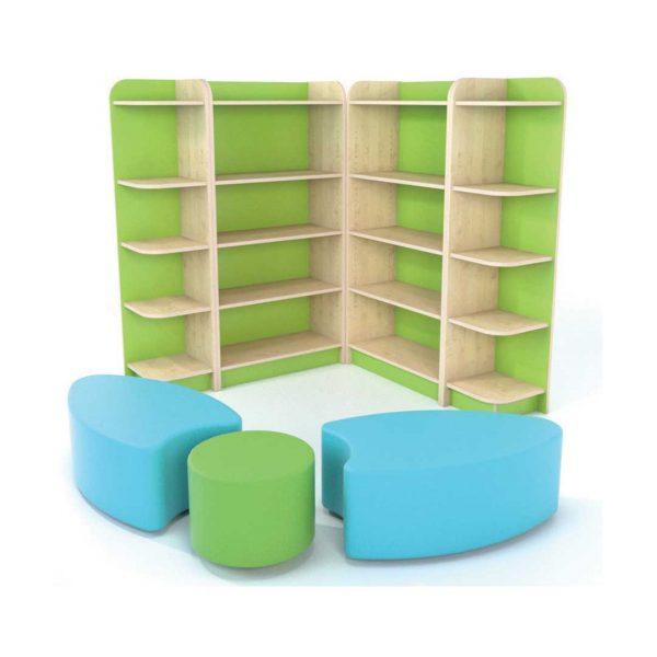 KubbyClass Reading Corner Set