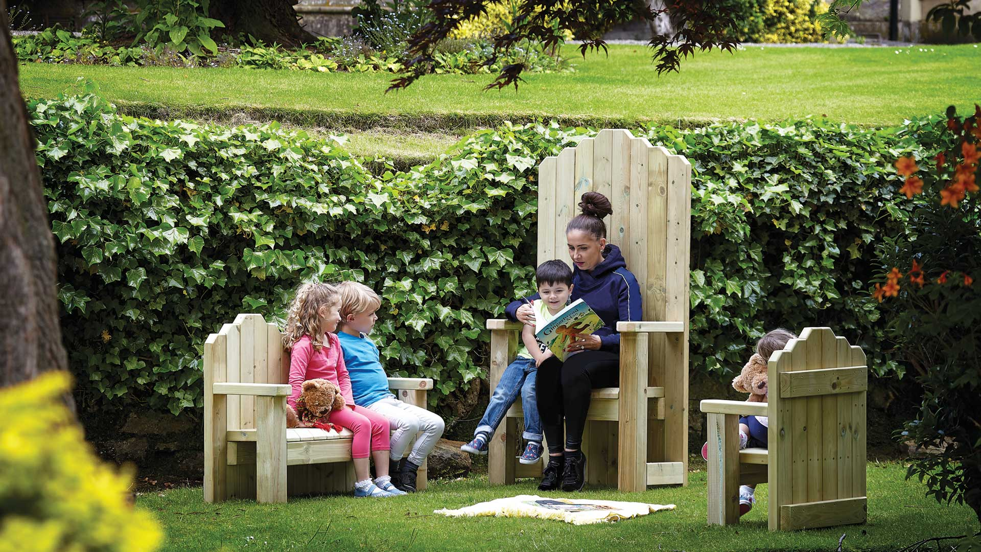 Outdoor Furniture for Schools and Nurseries