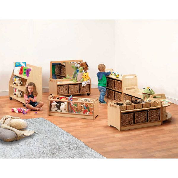Playscapes Explorer Zone With Large Basket