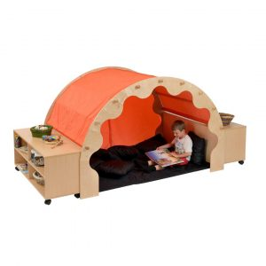 Play Pod with Bookcases and Accessories