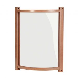 Toddler Clear Curved Low Leve Panel